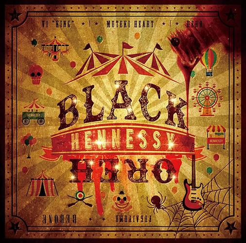 HENNESSY / BLACK HERO